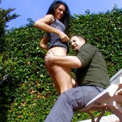 Samia Duarte venía a probar suerte como fotógrafa pero acabó debutando como actriz porno.